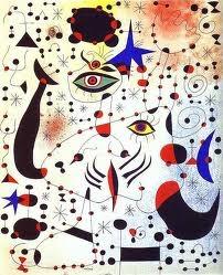 Visite de l'exposition Joan Miro à Bruxelles (2011)