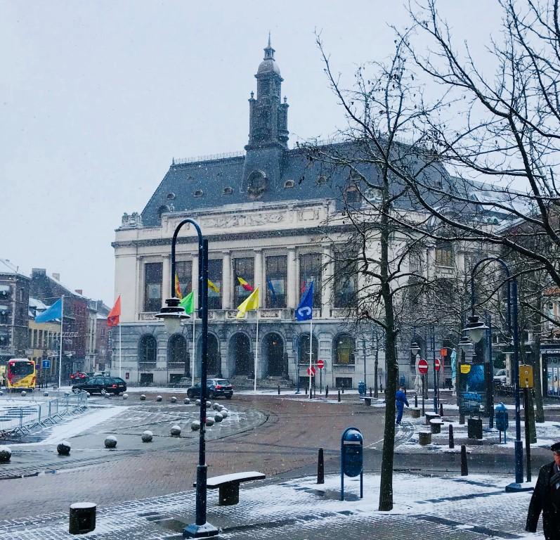 Visite de Charleroi et du Musée de la Photographie