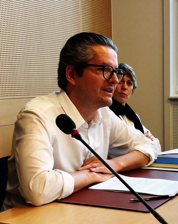 La transition politique aux USA – Conférence de Jérôme JAMIN