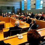 Vœux de l'AAPF ce 16 janvier 2018 au Parlement de Wallonie