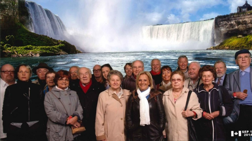 Une semaine en terre canadienne et francophone