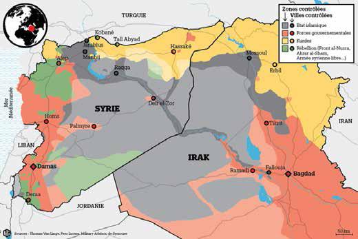 LE DRAME SYRIEN – Conférence de l'ambassadeur hon. Philippe JOTTARD.