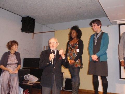 90ème anniversaire du J.E. Humblet