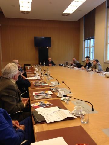 Conférence de Xavier BAESELEN, Secrétaire général du Parlement de la Fédération Wallonie/Bruxelles