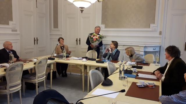 Assemblée générale de l'AAPF et conférence de Mme Nina BACHKATOV