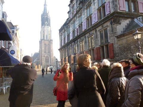 Den Haag et Delft (2011)
