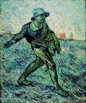 Visite de l'exposition « Vincent Van Gogh au Borinage » et du musée Duesberg « Napoléon et son temps », mars 2015