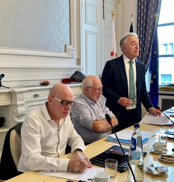 Rencontre avec Philippe DEFEYT, économiste, ancien député et ancien président du CPAS de Namur